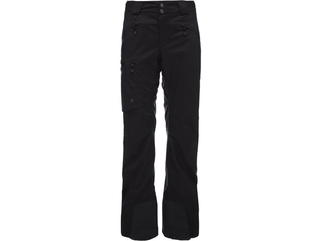 Black Diamond Boundary Line Pantalon isolant Femme, black